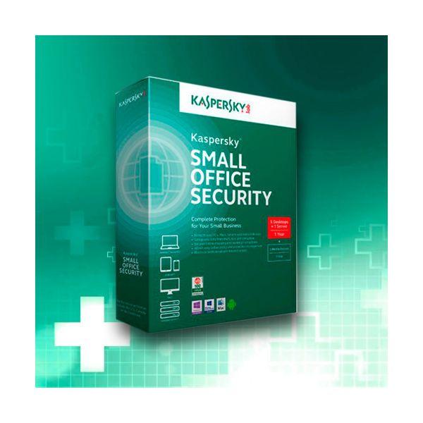 ANTIVIRUS KASPERSKY SMAL OFFICE SECURITY BUSINES 1FS 5USR 1YR TMKS-175