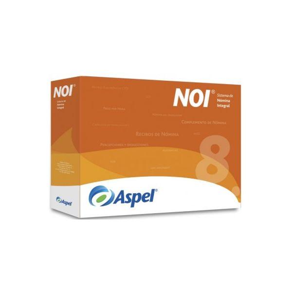 SOFTWARE ASPEL ACTUALIZACION NOI 7.0 A 8.0 ASPEL NOIL2AK