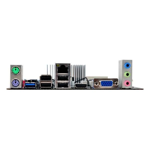 TARJETA MADRE ECS BAT-I/J1800 1xSODIMM 2xSATA USB3 VGA/HDMI BAYTRAIL