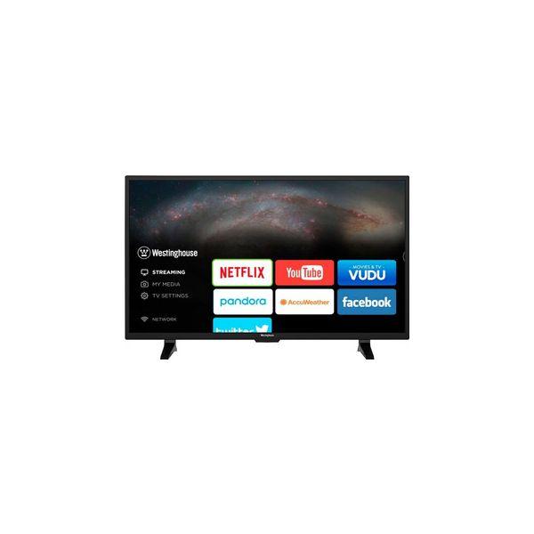 PANTALLA SMART TV WESTINGHOUSE WE43UM4019 43