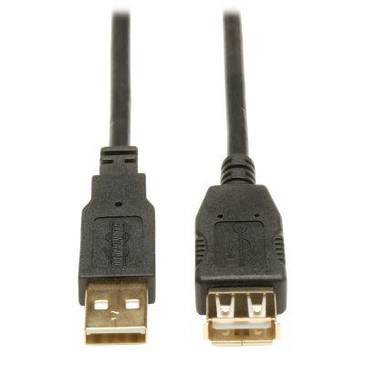 CABLE TRIPP LITE USB 2.0 A MACHO A USB 2.0 A HEMBRA 4.88M U024-016