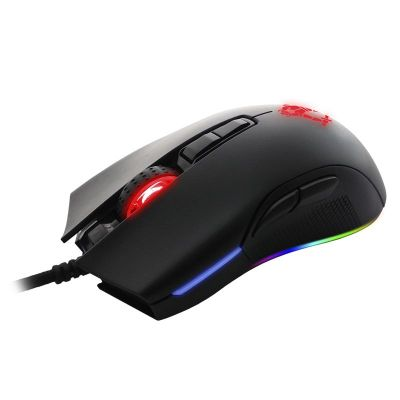 MOUSE GAMER OPTICO YEYIAN YMT-V70 YMT-M2000 CLAYMORE 2000 RGB 7 BTNS