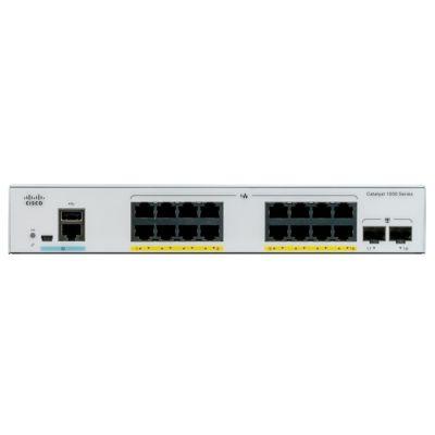 SWITCH CISCO CATALYST 1000 16PORT GE 2X1G SFP C1000-16T-2G-L