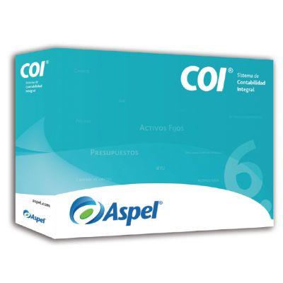 SOFTWARE CONTABILIDAD ASPEL COI 2 USUARIOS ADICIONALES ( COIL2L)