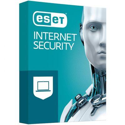 ANTIVIRUS ESET INTERNET SECURITY 10 LICENCIAS 1 AÑO(S) CAJA