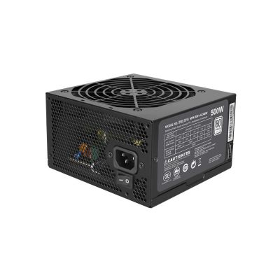 FUENTE DE PODER COOLER MASTER MWL 500W 80+ WHITE MPX-5001-ACAAW-US