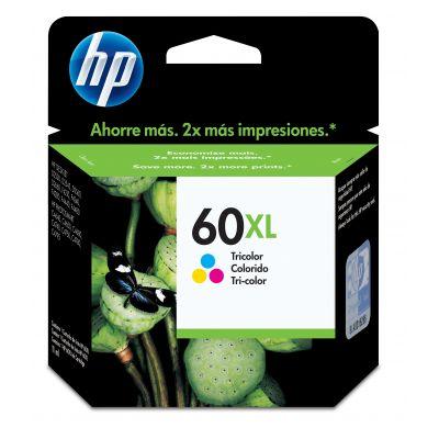 CARTUCHO HP 60XL TRICOLOR PARA D1660/2660 F4400 (CC644WL)