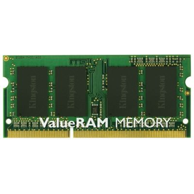 MEMORIA SODIMM DDR3 KINGSTON 8 GB 1333 Mhz CL9 (KVR1333D3S9/8G)