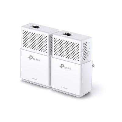 TP-LINK KIT DE ADAPTADOR ETHERNET BLANCO 10/100/1000Mbps TL-PA7010Kit