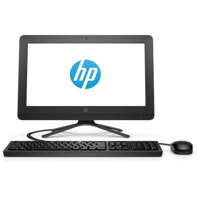 "COMPUTADORA ALL IN ONE HP 205 AMD A4-9125 4GB 1TB 19.5"" W10H 8PB56LT"