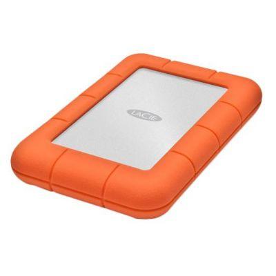 DISCO DURO EXTERNO LACIE USB 3.0 2TB RUGGED MINI LAC9000298