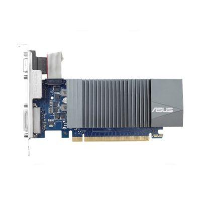 TARJETA DE VIDEO ASUS GT710-SL-2GD5-CSM 2GB GDDR5 64BIT PCIE 2.0 CAJA