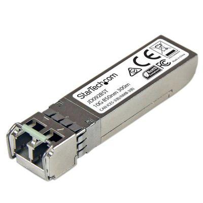 STARTECH TRANSCEPTOR SFP+ FIBRA 10Gb MULTI LC DDM 300M JD092BST