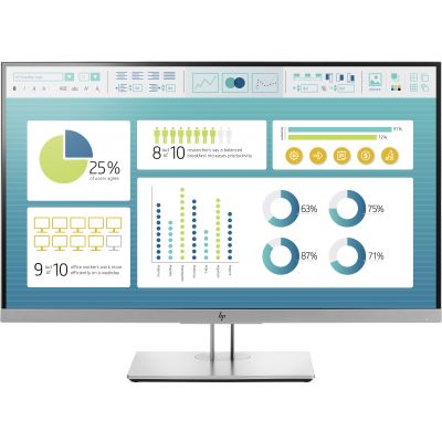 MONITOR HP ELITEDISPLAY E273 LED 27'' FULL HD WIDESCREEN 1FH50AA