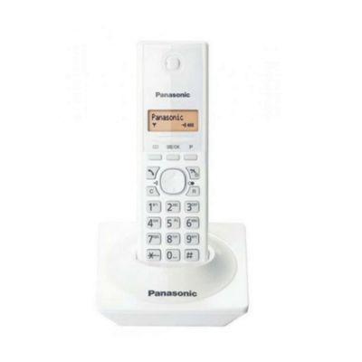 TELEFONO INALAMBRICO PANASONIC DECT 6.0 KX-TG1711MEW NEGRO