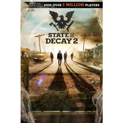 VIDEOJUEGO STATE OF DECAY 2 XBOX ONE