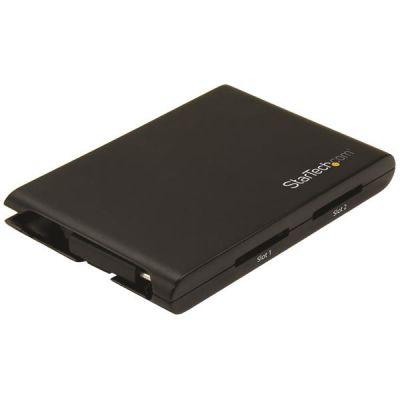LECTOR/ESCRITOR DE MEMORIA SD STARTECH 2SD4FCRU3C 2 X USB 3.0
