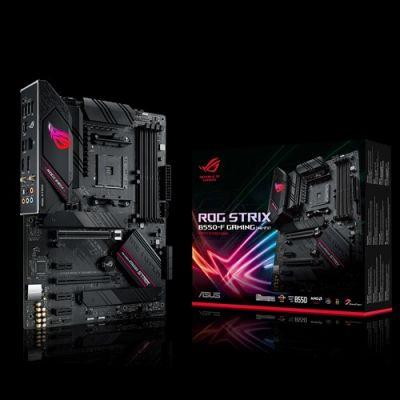 TARJETA MADRE ASUS ROG STRIX B550-F GAMING WI-FI AM4 AMD DDR4