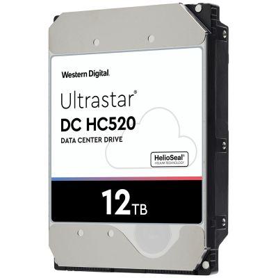 "DISCO DURO INTERNO WD ULTRASTAR 3.5"" 12TB SATA 6GB 7200RPM 256MB"