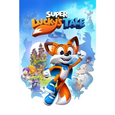 VIDEOJUEGO SUPER LUCKYS TALE XBOX ONE