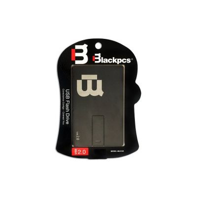 MEMORIA FLASH BLACKPCS 2105 32GB NEGRO TARJETA METALICA (MU2105BL-32)
