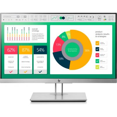 MONITOR HP ELITEDISPLAY E223 21.5'' FULL HD 5ms HDMI/DP 1FH45AA