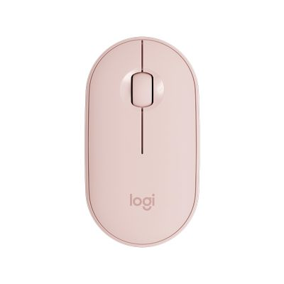 MOUSE INALAMBRICO LOGITECH M350 USB/BLUETOOTH ROSA (910-005769)