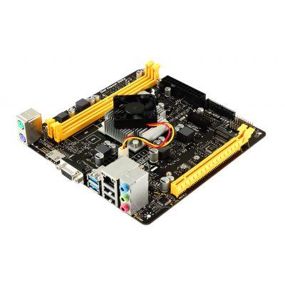 TARJETA MADRE BIOSTAR A10N-8800E CON PROCESADOR AMD FX 8800P DDR4