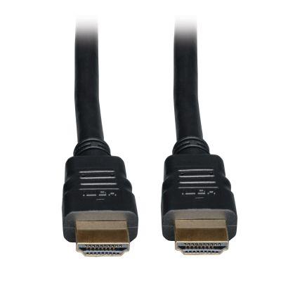 TRIPP LITE CABLE HDMI ALTA VELOCIDAD ULTRA HD 4K MACHO-MACHO 7.62m NEG