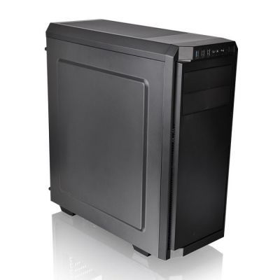 GABINETE TMK V100 THERMALTAKE MIDI-TOWER PC SPCC NEGRO