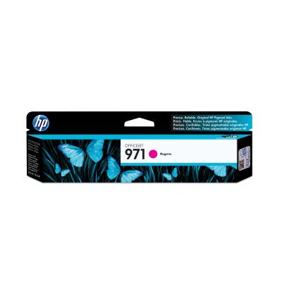 CARTUCHO HP 971 MAGENTA PARA OFFICEJET X451dw/X476dw (CN623AM)
