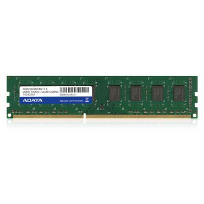 MEMORIA DDR3L ADATA 4GB 1600Mhz UDIMM (ADDU1600W4G11-S)