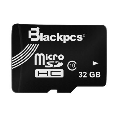 MEMORIA MICRO SDHC BLACKPCS 32GB CLLAS 10 MODELO 101(MM10101-32)
