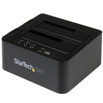 "STARTECH BASE ACOPLAMIENTO USB 3.1 SSD/HDD SATA 2.5-3.5"" SDOCK2U313R"