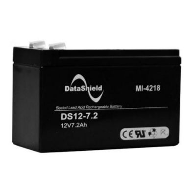BATERIA PARA NO BREAK DATASHIELD MI-4218 12 V 3 AÑO(S) COLOR NEGRO