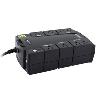NO BREAK CYBERPOWER CP550SLG 550VA/330W STANDBY/8NEMA/USB
