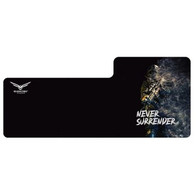 MOUSE PAD XL NEVER SURRENDER NA-0943 NACEB TECHNOLOGY