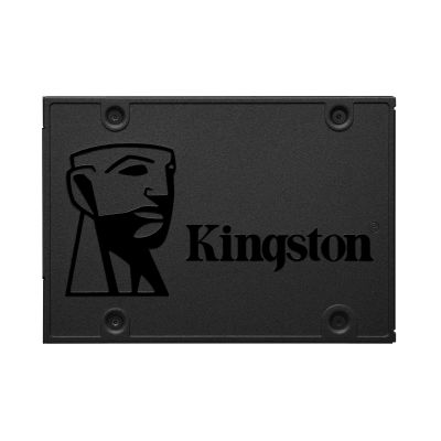 "UNIDAD SSD KINGSTON 480GB SATA3 2.5"" A400 500/450MB/S (SA400S37/480G)"