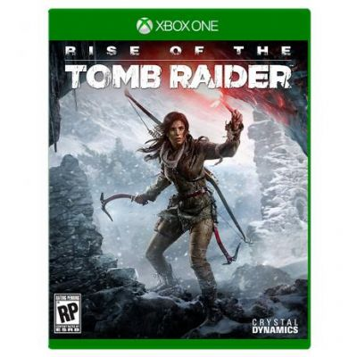 RISE OF TOMB RAIDER MICROSOFT XBOX ONE CD PD5-00003