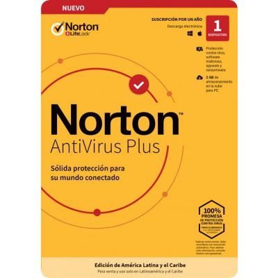 NORTON 360 ANTIVIRUS PLUS 1DV 1YR (TMNR-031)