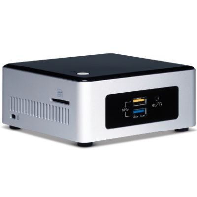 MINI PC INTEL NUC PENTIUM N3700 2.41 GHZ DDR3L BOXNUC5PPYH