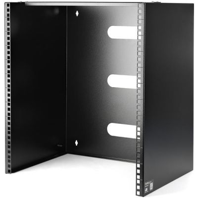 BRACKET DE PARED PARA RACK STARTECH WALLMNT12 12U HASTA 20KG NEGRO
