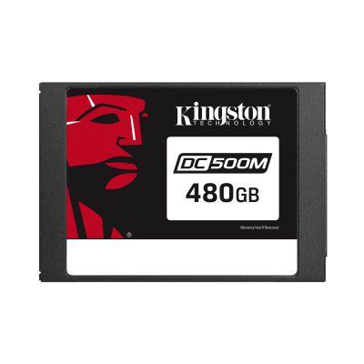 """UNIDAD SSD KINGSTON DC500M 480GB 2.5"""" PARA SERVIDOR SEDC500M/480G"""