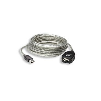 CABLE USB MANHATTAN EXTENSION ACTIVA A-A 5M 519779