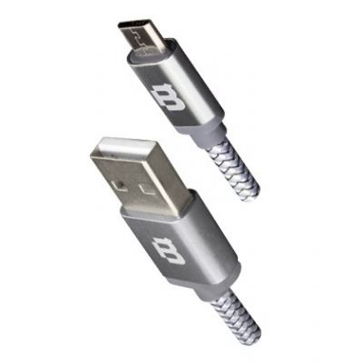 CABLE MICRO USB BLACKPCS GRIS 2M CAGYMT2M-3