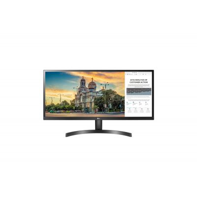 "MONITOR LG 29WL500-B ULTRAWIDE LED 29"" IPS 2560x1080 5MS 2xHDMI 75HZ"