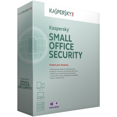 ANTIVIRUS KASPERSKY SMALL OFFICE SECURITY-5-9 LICS 1 AÑO(S)