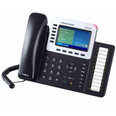TELEFONO IP GRANDSTREAM GXP2160 6 LINEAS NEGRO