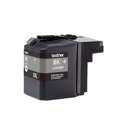 CARTUCHO BROTHER INYECCION XL 2 400 PAG J100 J105 NEGRO LC509BK