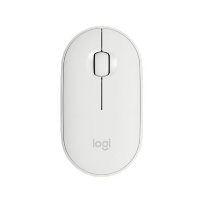 MOUSE INALAMBRICO LOGITECH M350 USB/BLUETOOTH BLANCO (910-005770)